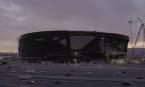 ALLEGIANT STADIUM; PRIVATE TOUR OF NFL RAIDERS' NEW CONQUEST
