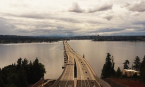 The Largest Floating Bridge in the World Engineered by The Powering America Team